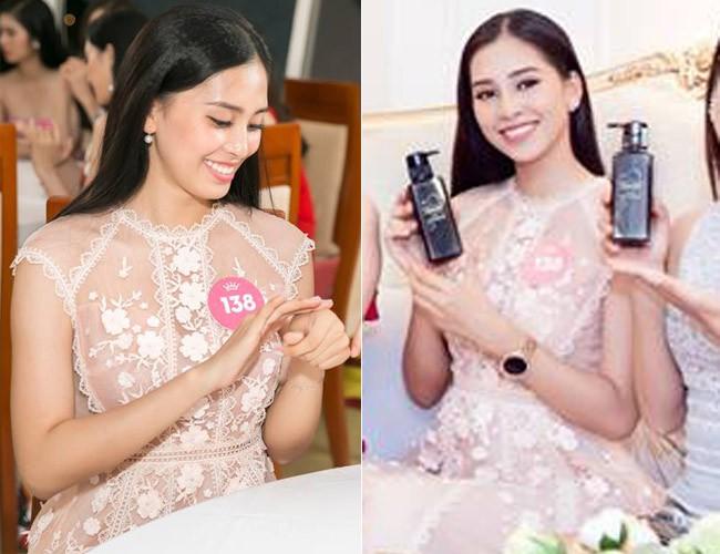 Sự thật về đôi giày mà Trần Tiểu Vy cứ diện đi diện lại khi tham dự Hoa hậu Việt Nam - Ảnh 8.