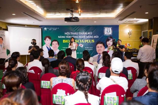 Chuyên gia Hàn, Việt giới thiệu công nghệ nâng mũi Bio Fascia Plus - Ảnh 5.