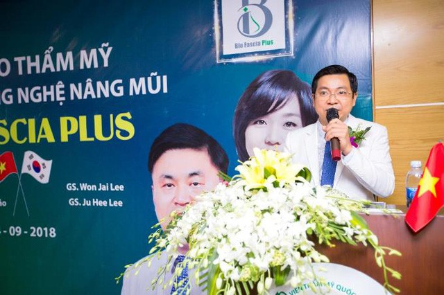 Chuyên gia Hàn, Việt giới thiệu công nghệ nâng mũi Bio Fascia Plus - Ảnh 6.