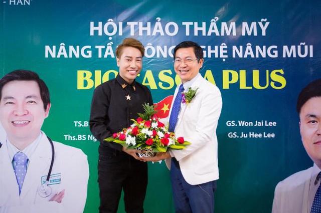 Chuyên gia Hàn, Việt giới thiệu công nghệ nâng mũi Bio Fascia Plus - Ảnh 8.