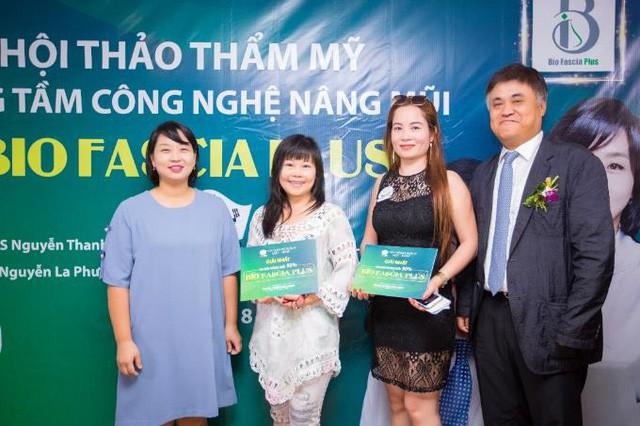 Chuyên gia Hàn, Việt giới thiệu công nghệ nâng mũi Bio Fascia Plus - Ảnh 9.