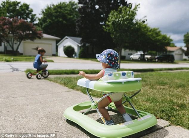 Rất nhiều bé phải nhập viện vì nứt sọ, chấn thương - một lần nữa các bác sĩ khuyến cáo không cho trẻ dùng xe tập đi! - Ảnh 1.