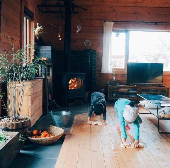 Cuộc sống yên bình bên ngôi nhà gỗ của gia đình 4 người ở vùng nông thôn Nhật Bản - Ảnh 12.