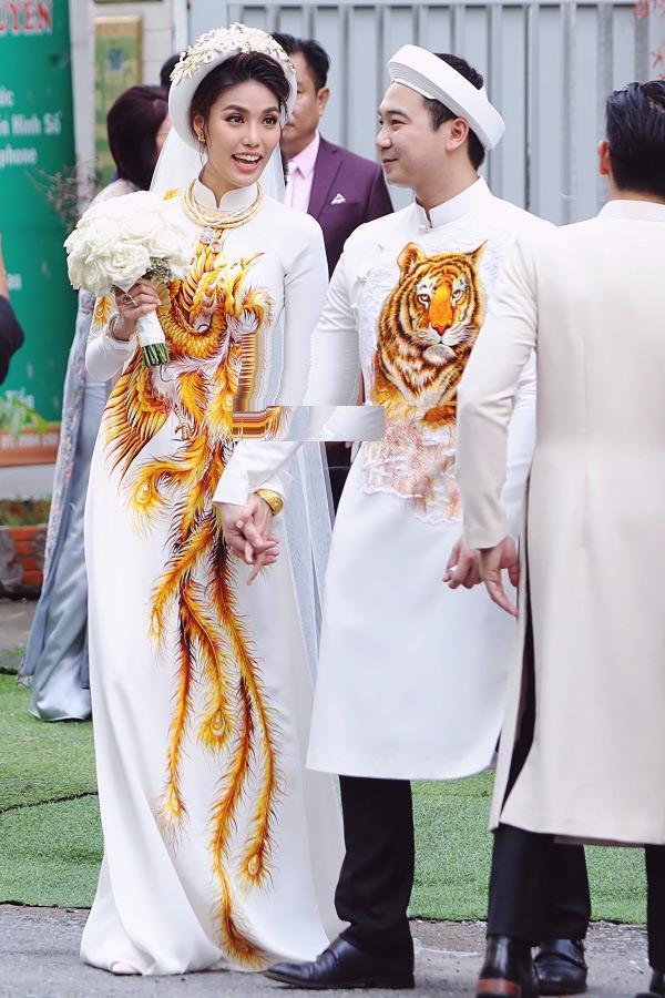 Kì lạ chưa, cả ba siêu đám cưới của showbiz Việt năm 2018 đều dính đến chuyện ba người - Ảnh 5.