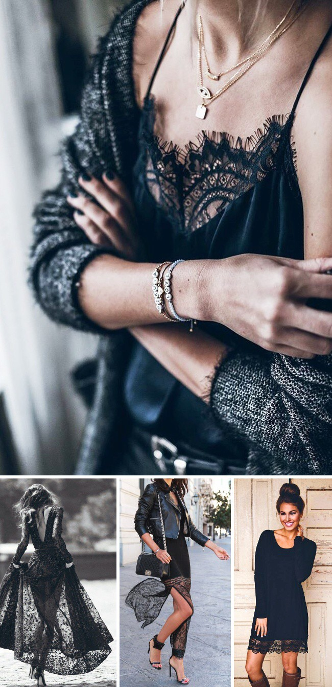 12 mẹo đơn giản đến bất ngờ giúp chị em biến bộ trang phục đen đơn điệu trở nên hút mắt hơn bao giờ hết - Ảnh 12.