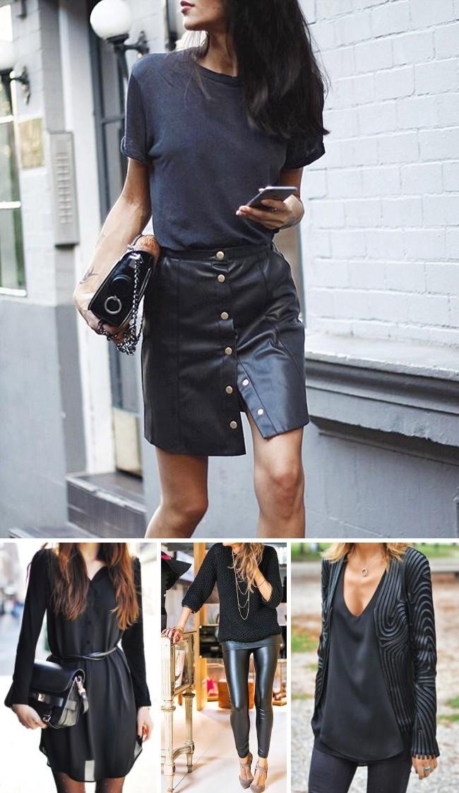 12 mẹo đơn giản đến bất ngờ giúp chị em biến bộ trang phục đen đơn điệu trở nên hút mắt hơn bao giờ hết - Ảnh 3.