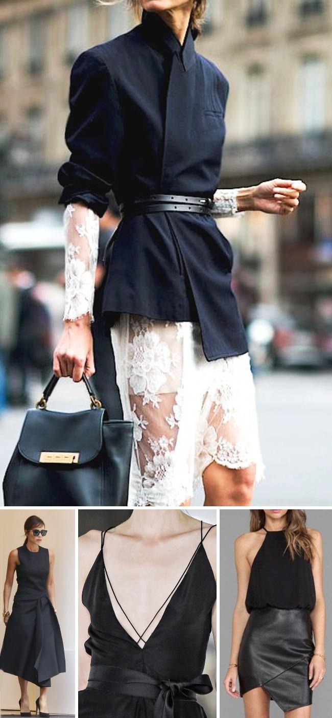 12 mẹo đơn giản đến bất ngờ giúp chị em biến bộ trang phục đen đơn điệu trở nên hút mắt hơn bao giờ hết - Ảnh 5.