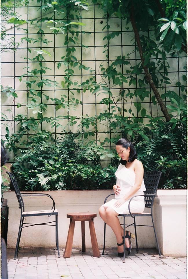 Con gái lớn Hồng Mi của nghệ sĩ Chiều Xuân dù khoe bụng bầu lần 2 vẫn xinh đẹp xuất sắc - Ảnh 5.