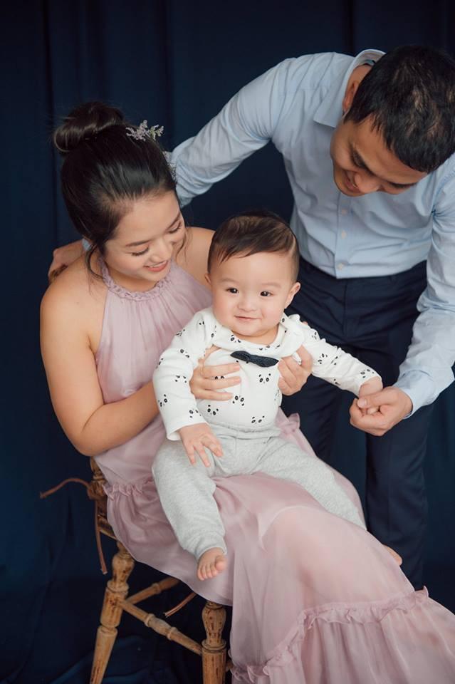 Con gái lớn Hồng Mi của nghệ sĩ Chiều Xuân dù khoe bụng bầu lần 2 vẫn xinh đẹp xuất sắc - Ảnh 3.