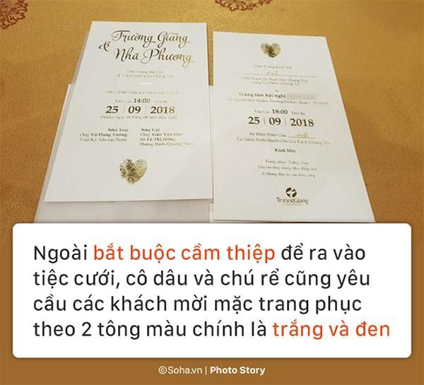 3 nghệ sĩ suýt không được vào ăn tiệc đám cưới Trường Giang, Nhã Phương - Ảnh 1.