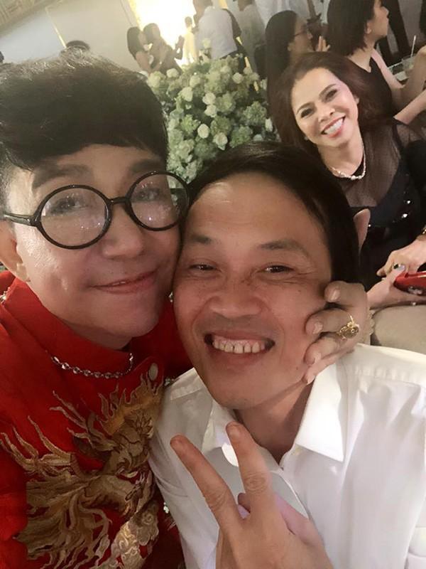 3 nghệ sĩ suýt không được vào ăn tiệc đám cưới Trường Giang, Nhã Phương - Ảnh 3.