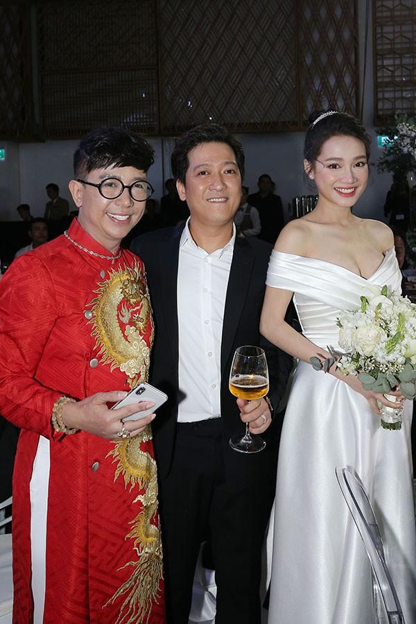 3 nghệ sĩ suýt không được vào ăn tiệc đám cưới Trường Giang, Nhã Phương - Ảnh 4.