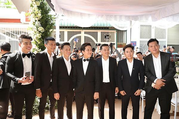 3 nghệ sĩ suýt không được vào ăn tiệc đám cưới Trường Giang, Nhã Phương - Ảnh 5.
