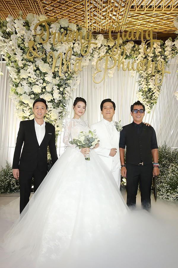 3 nghệ sĩ suýt không được vào ăn tiệc đám cưới Trường Giang, Nhã Phương - Ảnh 7.