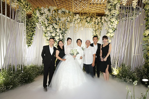 3 nghệ sĩ suýt không được vào ăn tiệc đám cưới Trường Giang, Nhã Phương - Ảnh 8.