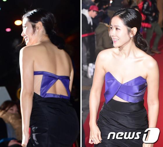 Nói mãi về nhan sắc, đừng quên vóc dáng của Son Ye Jin cũng sexy nghẹt thở, cứ nhìn mỗi lần chị đẹp diện đồ táo bạo là biết ngay - Ảnh 9.