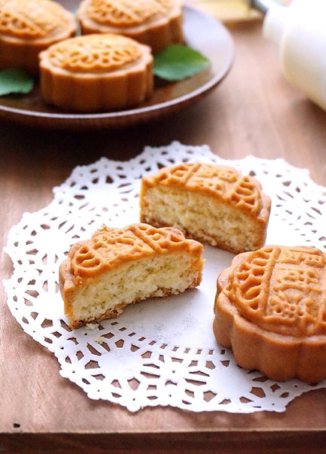 Công thức cực chuẩn làm bánh Trung thu nhân dừa ngon mê ly - Ảnh 6.