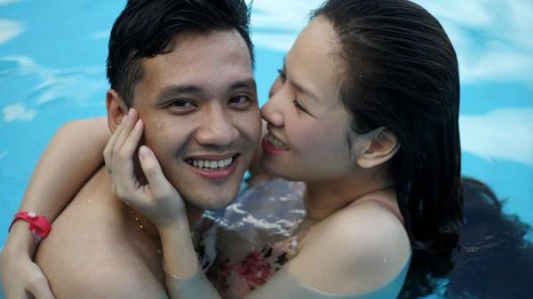 Đan Lê tiếp tục khiến công chúng bất ngờ với cách nịnh chồng ngọt ngào - Ảnh 3.