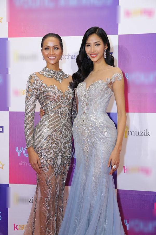 Tân Hoa hậu Hhen Nie nhìn thô cứng như rô bốt chỉ vì kiểu tóc phản chủ - Ảnh 3.