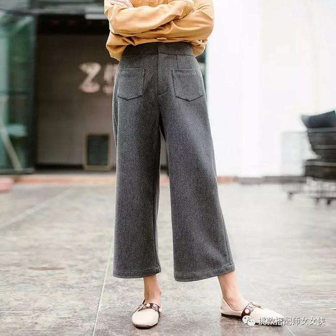Các nàng sẽ mặc gì nếu một ngày thấy chán quần jeans? - Ảnh 20.