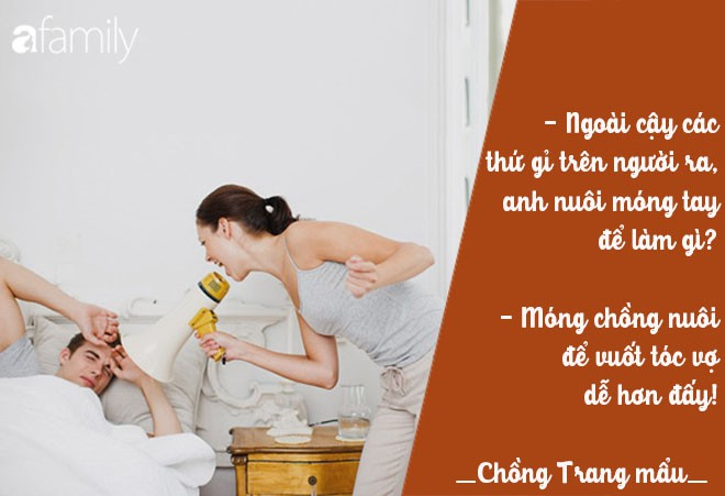 Góc trị chồng: Bất lực trước quy luật quần thay theo tuần, tắm chia theo quý  của những ông chồng ở bẩn kinh niên (Kỳ 1) - Ảnh 4.