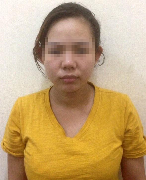 Người mẹ sát hại con 35 ngày tuổi ở Hà Nội được đưa đi giám định tâm thần - Ảnh 1.