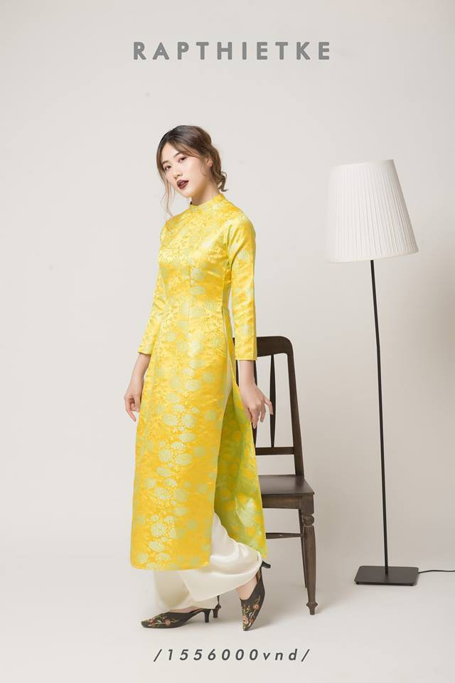 Còn đúng 1 tháng nữa là Tết, và đây là 7 mẫu áo dài cách tân đẹp duyên nhất cho nàng diện trong Tết này - Ảnh 2.