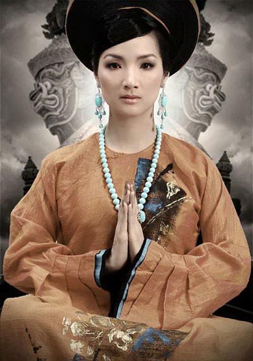 Huyền bí câu chuyện của vị phi tần vì chồng, vì con mà gieo mình xuống sông làm vợ thủy thần trong sử Việt - Ảnh 4.