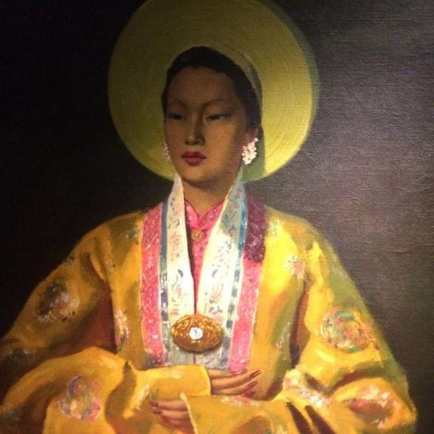 Huyền bí câu chuyện của vị phi tần vì chồng, vì con mà gieo mình xuống sông làm vợ thủy thần trong sử Việt - Ảnh 3.