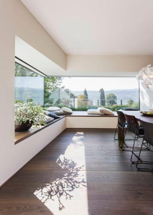 Góc đọc sách bên cửa sổ đẹp lãng mạn cho những ngày gió lạnh - Ảnh 3.