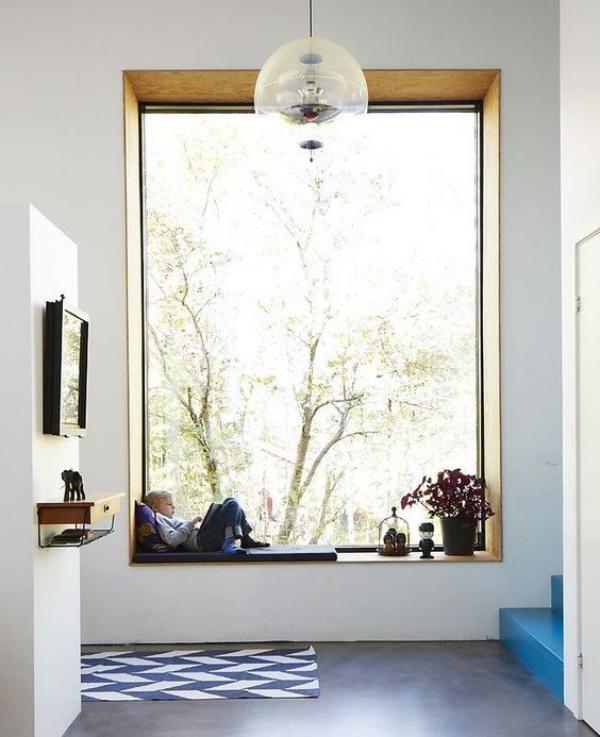 Góc đọc sách bên cửa sổ đẹp lãng mạn cho những ngày gió lạnh - Ảnh 12.