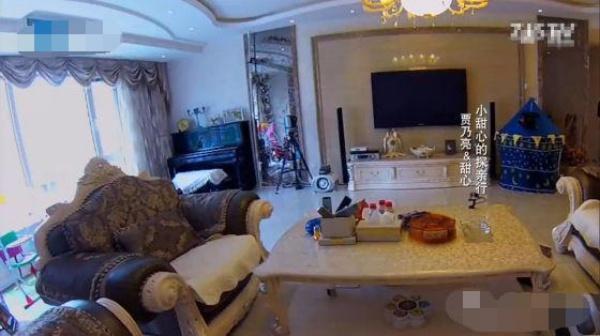 Hé lộ hình ảnh căn hộ siêu sang của cặp đôi đang hot nhất Cbiz hiện nay: Lý Tiểu Lộ - Giả Nãi Lượng - Ảnh 5.