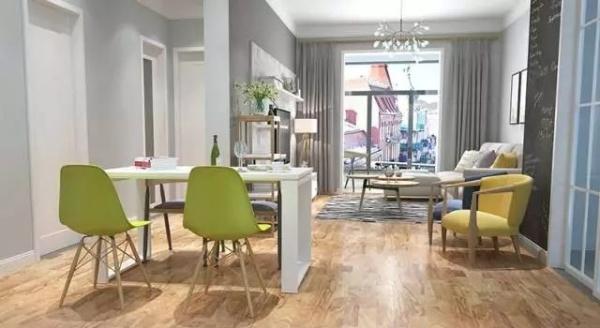 Bí quyết làm mới nhà bằng cách cải tạo sàn nhà và nội thất - Ảnh 4.