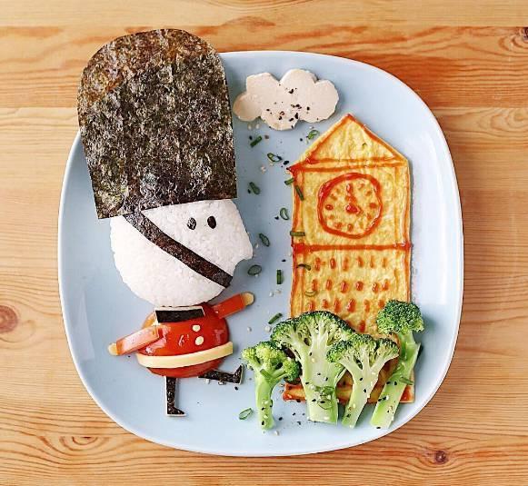 Để con hết kén ăn, bà mẹ khéo tay đã biến bữa ăn thành kiệt tác nghệ thuật - Ảnh 7.