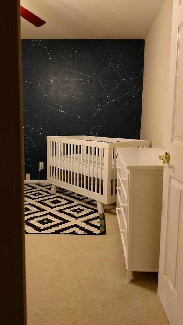 Ý tưởng thú vị trang trí nhà với những chòm sao siêu xinh và ấn tượng - Ảnh 10.