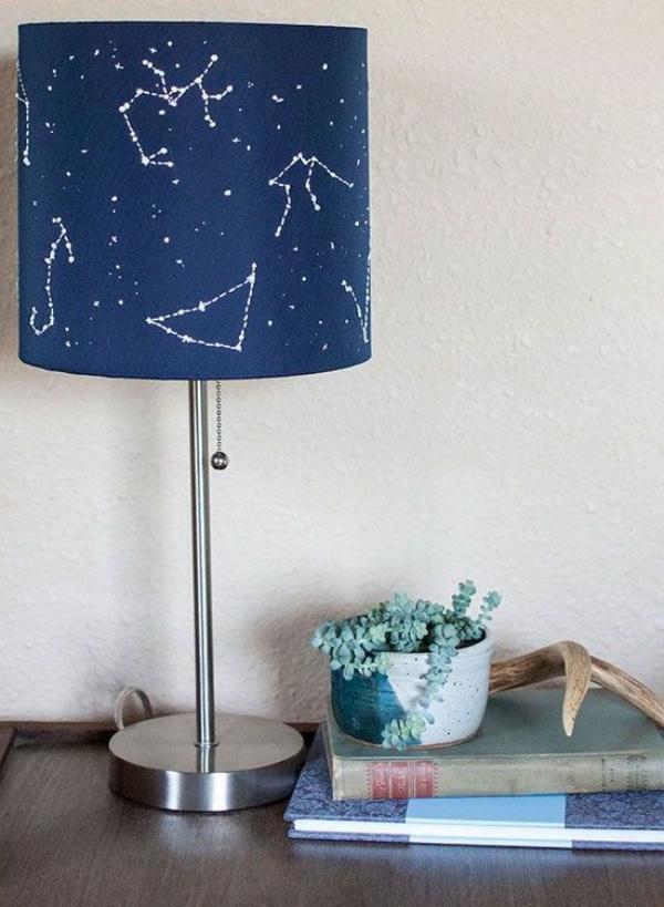 Ý tưởng thú vị trang trí nhà với những chòm sao siêu xinh và ấn tượng - Ảnh 11.