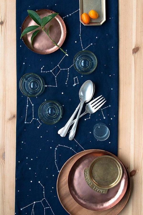 Ý tưởng thú vị trang trí nhà với những chòm sao siêu xinh và ấn tượng - Ảnh 14.