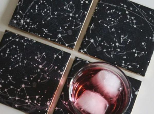 Ý tưởng thú vị trang trí nhà với những chòm sao siêu xinh và ấn tượng - Ảnh 15.