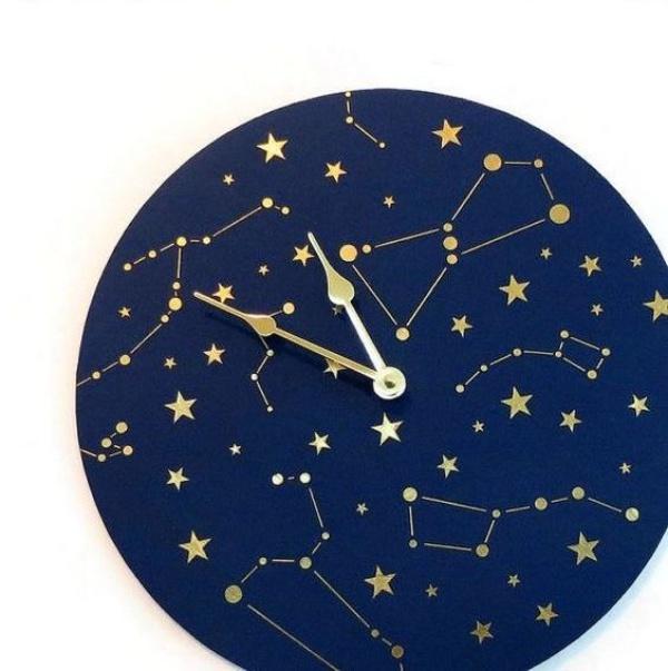 Ý tưởng thú vị trang trí nhà với những chòm sao siêu xinh và ấn tượng - Ảnh 16.