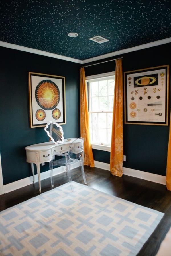 Ý tưởng thú vị trang trí nhà với những chòm sao siêu xinh và ấn tượng - Ảnh 17.