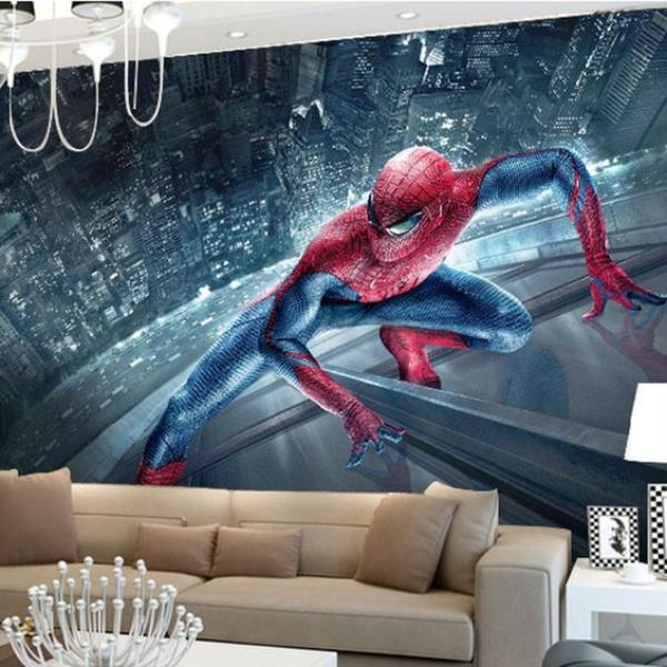 Không gian phòng ngủ bé trai thêm ấn tượng với cảm hứng trang trí từ Spiderman - Ảnh 10.