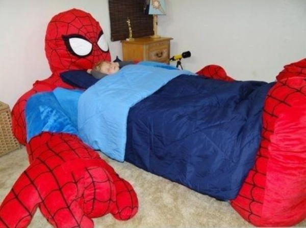 Không gian phòng ngủ bé trai thêm ấn tượng với cảm hứng trang trí từ Spiderman - Ảnh 13.