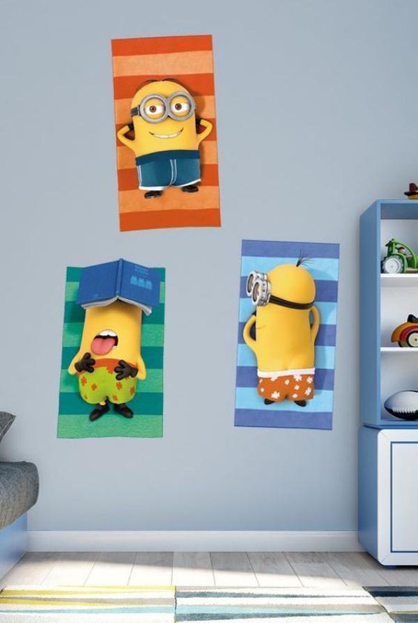 Phòng bé vui nhộn với những ý tưởng làm đẹp phòng từ Minions siêu đáng yêu và thú vị - Ảnh 1.