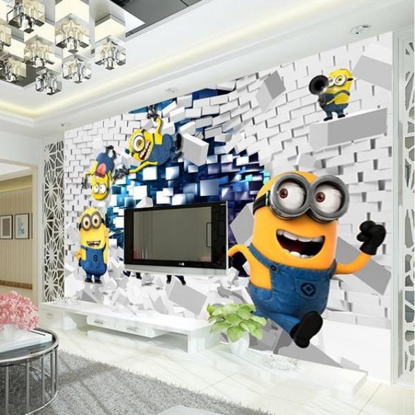 Phòng bé vui nhộn với những ý tưởng làm đẹp phòng từ Minions siêu đáng yêu và thú vị - Ảnh 4.