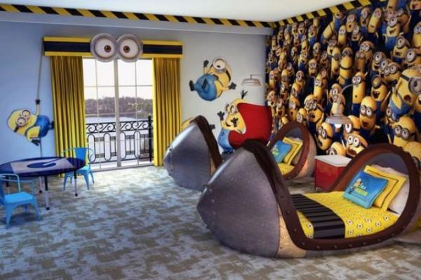 Phòng bé vui nhộn với những ý tưởng làm đẹp phòng từ Minions siêu đáng yêu và thú vị - Ảnh 10.