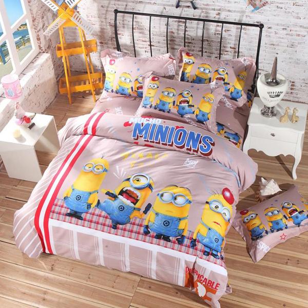 Phòng bé vui nhộn với những ý tưởng làm đẹp phòng từ Minions siêu đáng yêu và thú vị - Ảnh 11.