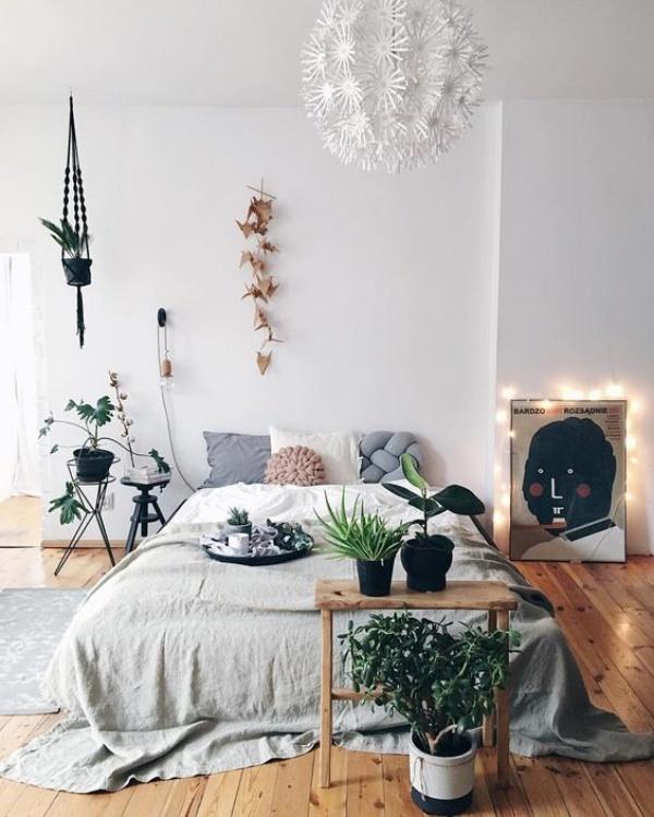 Phòng ngủ đẹp lãng mạn như resort sang chảnh nhờ ý tưởng deco bằng đèn Led - Ảnh 3.
