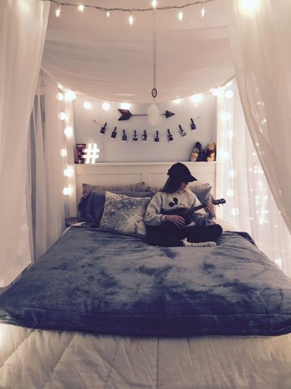 Phòng ngủ đẹp lãng mạn như resort sang chảnh nhờ ý tưởng deco bằng đèn Led - Ảnh 8.