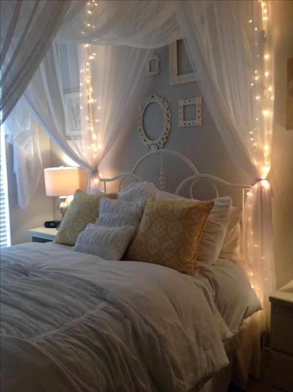 Phòng ngủ đẹp lãng mạn như resort sang chảnh nhờ ý tưởng deco bằng đèn Led - Ảnh 9.