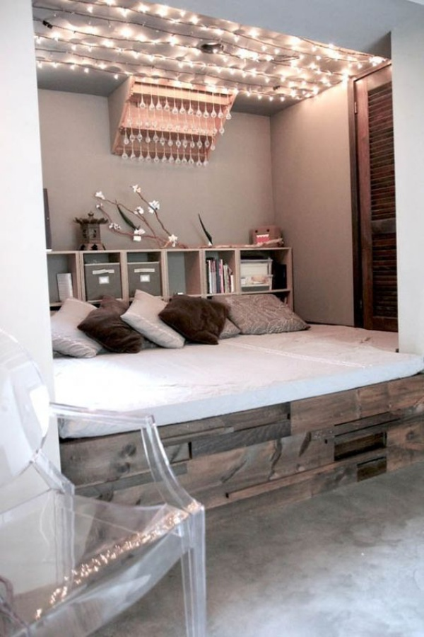 Phòng ngủ đẹp lãng mạn như resort sang chảnh nhờ ý tưởng deco bằng đèn Led - Ảnh 12.